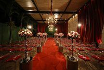 Decoração de Casamento Vermelha / Inspirações em: www.noivasdobrasil.com.br