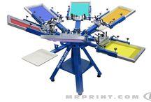 M&R Kruzer entry-level manual screen printing press / Kruzer is M&R's newest entry-level manual screen printing press, and it's available at an unbelievably affordable price. #screenprinting