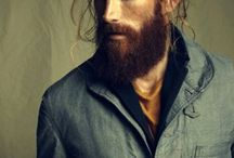Trendy Long men hairstyles /  The best place for creative & amazing Long men haircuts. Find image and update your style!