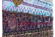 Crazy Quilting and Embellishment / by Jacky Christian