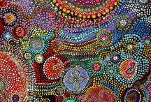 Dreamtime , Australian indigenous art