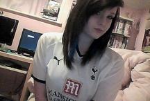 Tottenham Hotspur / Join Tottenham fans at: http://www.ftbpro.com/teams/tottenham / by Jeff Navarro