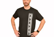 Men's Collection / This tattoo print was created for us by a Samoan artist