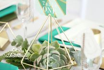 Wedding geometric