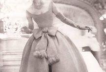 Dior and vintage fashion