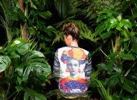 FRIDA KAHLO STYLE / Frida Kahlo's colourful style #fridakahlo #mexican #artist #colourful #outfit #fashion #style #carnetdemode #inspiration