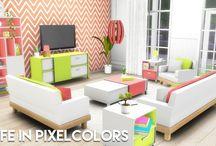 Sims 4 Möbel