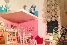 Casa Barbie / Reciclaje de mueble
