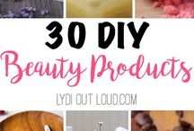 DIY BEAUTY WITH NATURAL HOMEREMEDIES