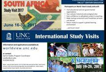 International Travel for Educators
