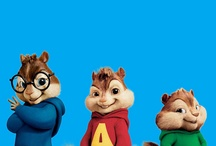 Alvin and the Chipmunks Album Covers / A choice selection of albums from Alvin and the Chipmunks' long musical career.