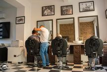 The Barber Salon / We are a cozy barber shop located in the center of Bucharest!