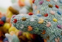 Knitting.  / by An Boeks