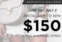 My Posh Picks / A collection of my favorite Poshmark designer fashion, dresses, jeans, shoes, designer handbags, cosmetics, jewelry, designer clothing, weddings, watches, accessories, vintage, fashion trends, styling tips. Plus outfits, style and fashion that I love!