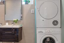 Organización en lavandería