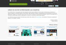 Diseños EDteam / Historia de EDteam (Escuela Digital) a través de sus rediseños
