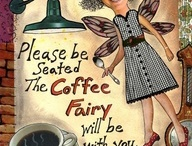 The One About Coffee / by Heike Vukomanovich