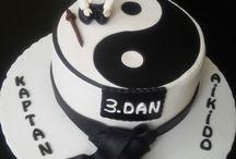 aikido birthday cake