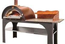 CLEMENTI Wood burning oven PIZZA PARTY 80x60 / Pizza Party oven 80x60