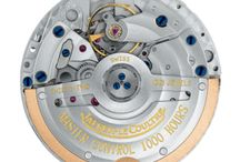 fine watch movements / engineering for the wrist