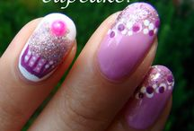 Pretty Nails and Tea Blogs / My friend's blogs about nail polishes and her lovely designs