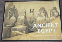 Books on Ancient Egypt / Learn the fascinating facts, believes, religion, myths, architecture of the ancient Egyptians.  Stories about the most famous Pharaohs and monuments.