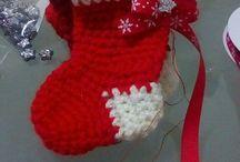 Creating crochet
