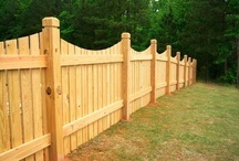 Don't fence me it, be creative... / Love fences,DIY not easy to build,here is some inspiration & help