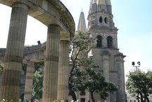 Mi Guadalajara Hermoso / Pintos Historicos / by Xtine Fonseca
