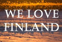 We Love Finland / We love Finland. A collection of the best photography from Finland.