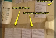 Bible memorization  / by Jennifer Cook