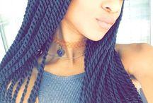 african braid obsession