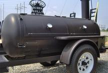 grill trailer