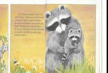 SF Weeks 1-4 / Books- Kissing Hand/               Brown Bear, Brown Bear...