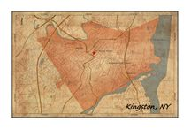 Hometown Maps / These are maps of Hometowns that I have made for clients. custom, art, map, hometown, old map