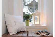Window Seat Makeover / by Lana Fritsch