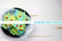 earth day / get your green on and celebrate earth day with easy crafts and recipes!