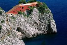 Casa Malaparte a Capri