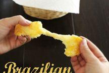 Brazilian bread