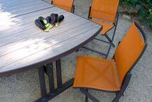 Twig par Les Jardins® / Courbes généreuse pour Twig, simplicité et ergonomie pour Rio.