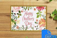 Mother's day Cross Stitch Pattern