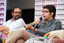 WWI Masterclass with the Team of Airlift / It was an immensely enlightening and insightful masterclass with the team of the movie Airlift.   At this #WWIMasterclass, director Raja Krishna Menon shared the importance of pre-production and scripting of the movie. The team also discussed about the visualization of the story and how the entire team of the filmmaking process have their own immensely important roles to play.