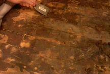 Hardwood Floors / by Kristen