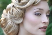 1940s updos