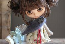 Blythe / Blythe dolls