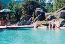 McCall Area Hot Springs Specials / Lodging and area hot springs