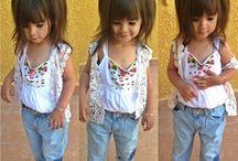 Kids fashion / by Dani Ciupe