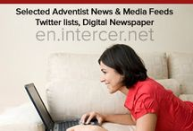 Religious - Intercer Adventist News / This is a board with Seventh-day Adventist News and related articles, posted by Intercer & Guests. Intercer provides a selection of Adventist News & Media Feeds.