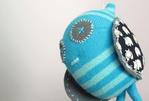 Sock animals / by Maggie Smith