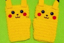 Fingerless gloves sew